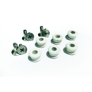 Conjunto de Parafusos - Orbit Branco