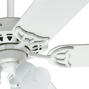 Conjunto de Suporte de Pás - Ventilador Architect Plus Branco
