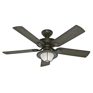 Ventilador de Teto Residencial Angra Hunter Fan Oficial 220v OUTLET