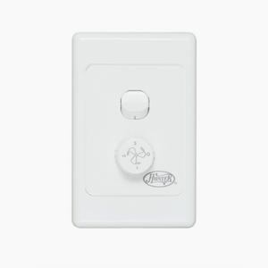 Controle de Parede Universal Capacitor Pequeno 127v