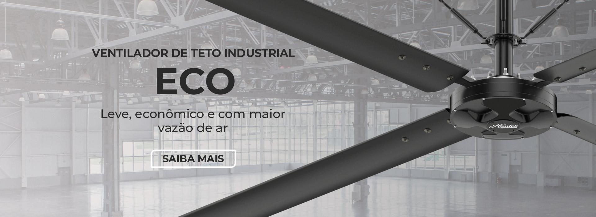 Ventilador de teto Industrial Hunter